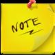 Logo Remarques -Notepad et listes