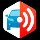 Logo Radars mobiles mobiles