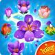 Logo Blossom Blast Saga iOS