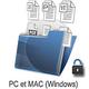 Logo Quickworkbook V6 et V6 Pro gestionnaire de document sécurisé