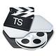 Logo Aiseesoft TS Convertisseur pour Mac