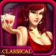 Logo Free Poker Classical Texas