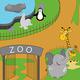 Logo Sortie au zoo pour les enfants