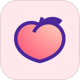 Logo Peach iOS