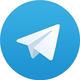 Logo Telegram Linux