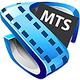 Logo Aiseesoft MTS Convertisseur