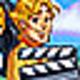 Logo Cake Mania: Lights, Camera, Action