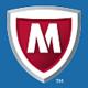 Logo McAfee Internet Security