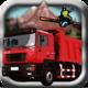 Logo Truck Driver 3D