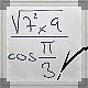 Logo MyScript Calculator Android