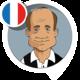 Logo Alain voice (French)