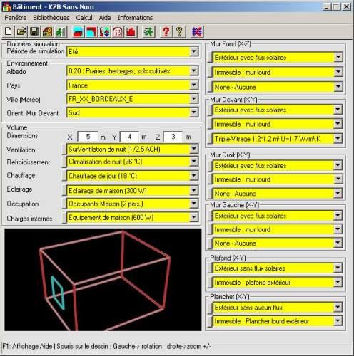 Capture d'écran KoZiBox
