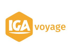 Capture d'écran IGA Voyage