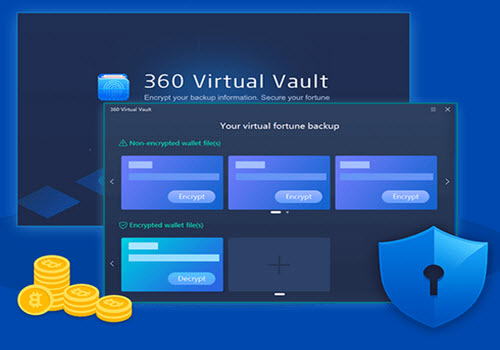 Capture d'écran 360 Virtual Vault