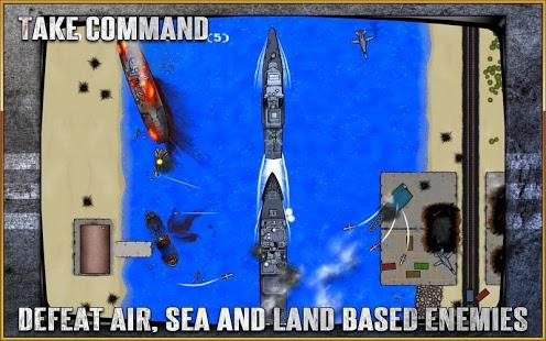 Capture d'écran Battle Group