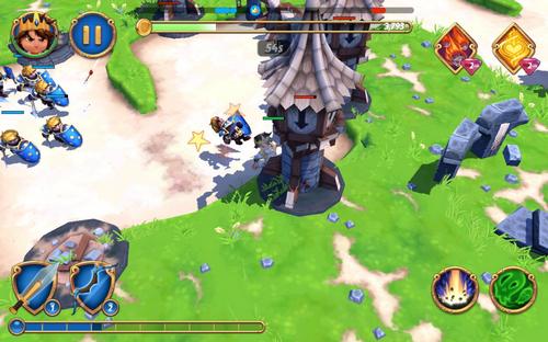 Capture d'écran Royal Revolt 2 Android
