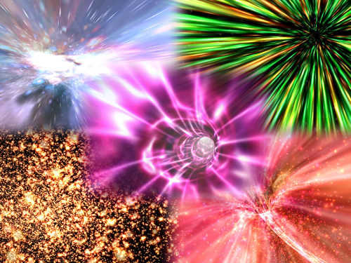 Capture d'écran Space Journey 3D Screensaver