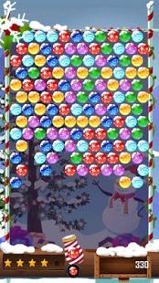 Capture d'écran Bubble Shooter: Christmas day