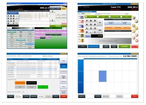 Capture d'écran MCS-Mode