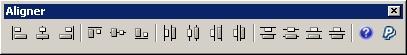 Capture d'écran Aligner pour AutoCAD 2004/2005/2006