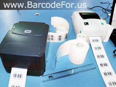 Capture d'écran Barcode Label Maker- Corporate Edition