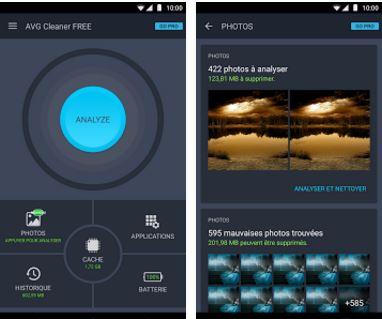 Capture d'écran Cleaner – Nettoyeur Android