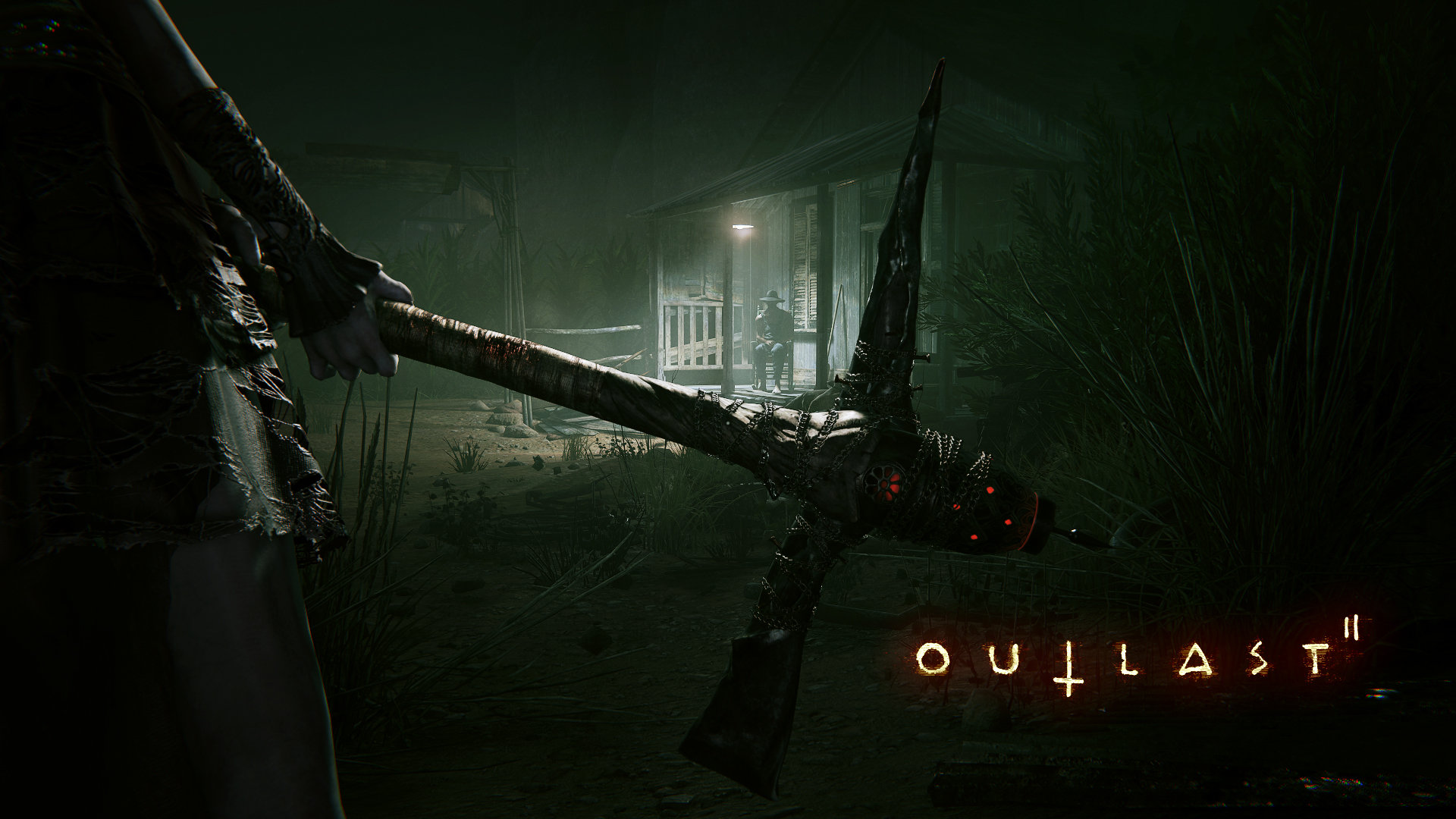 Capture d'écran Outlast 2