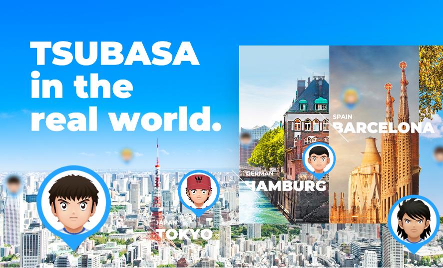 Capture d'écran Tsubasa plus