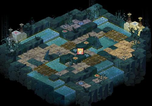 Capture d'écran Dofus Arena