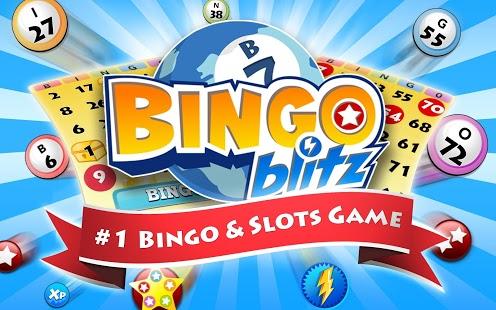 Capture d'écran BINGO Blitz – FREE Bingo Slots
