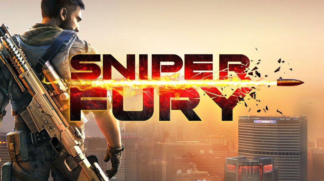 Capture d'écran Sniper Fury iOS