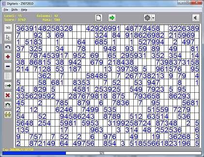 Capture d'écran Digitarix