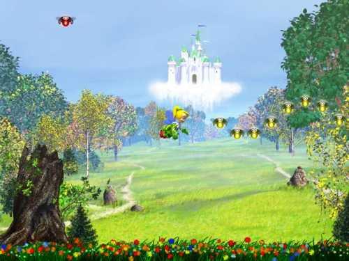 Capture d'écran Feyruna – Fairy Screensaver