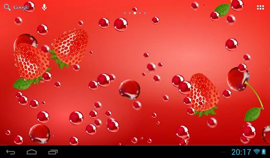 Capture d'écran Juicy wallpaper