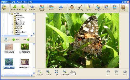 Capture d'écran Photo! Editor