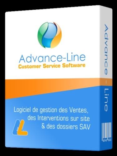 Capture d'écran Advance-Line Service