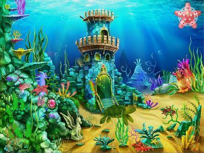 Capture d'écran Aqua Castles