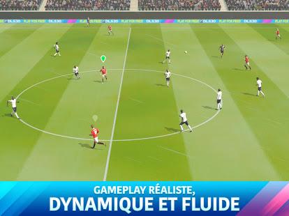 Capture d'écran Dream League Soccer iOS