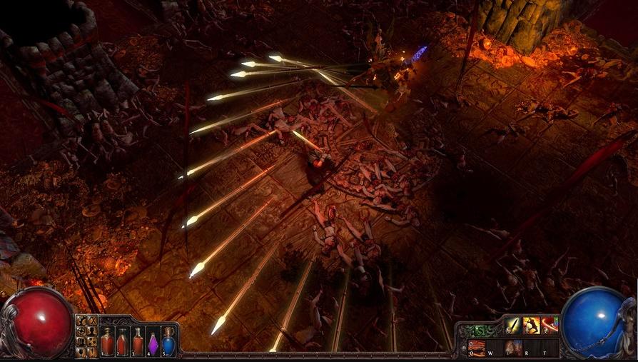 Capture d'écran Path of Exile