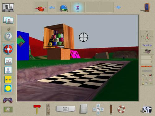 Capture d'écran Le jeu des Pimpouces