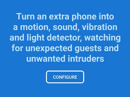 Capture d'écran Haven : Keep Watch iOS