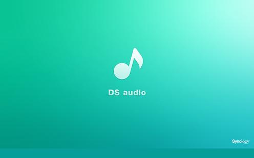 Capture d'écran DS audio