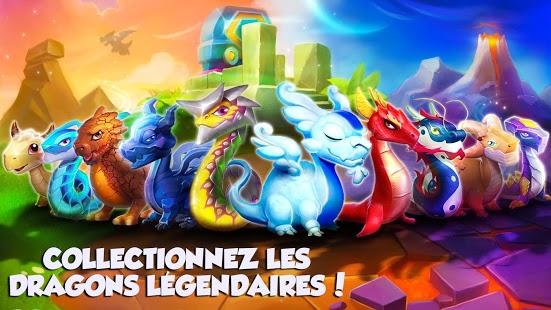 Capture d'écran Dragon Mania Legends
