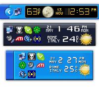 Capture d'écran Active Alarm Clock