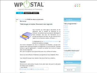 Capture d'écran Wfinance
