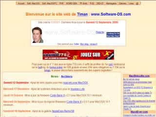 Capture d'écran Analyse Permanence PC