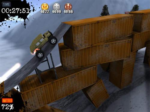 Capture d'écran Monster Truck Challenge