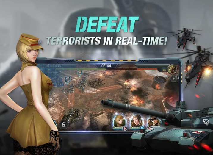 Capture d'écran Crossfire : Warzone Android