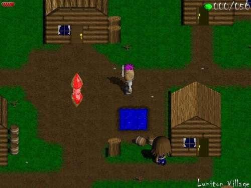Capture d'écran Loonyland