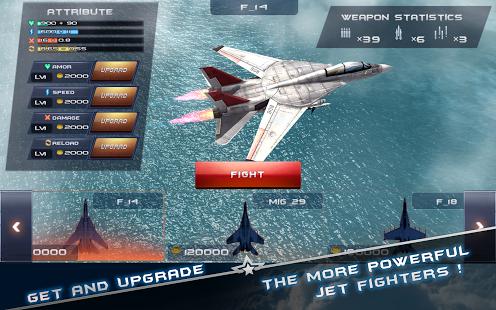 Capture d'écran Modern Air Combat (3D)
